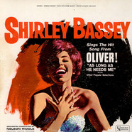 Shirley Bassey - Shirley Bassey Sings The Hit Song From Oliver Plus Other Popular Selections
