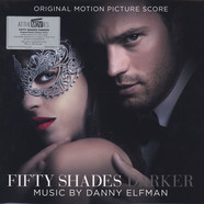 Danny Elfman - OST Fifty Shades Darker Dark Grey Vinyl Edition
