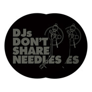 DMC - DJs Don't Share Needles Slipmats