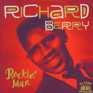Richard Berry - Rockin' Man EP