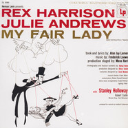 Rex Harrison & Julie Andrews - My Fair Lady Mono Edition