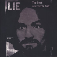 Charles Manson - Lie: The Love And Terror Cult Red Vinyl Edition