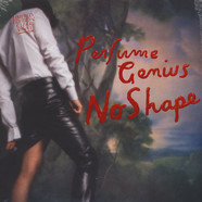 Perfume Genius - No Shape Clear Vinyl Edition