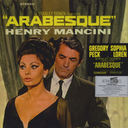 Henry Mancini - OST Arabesque Green Vinyl Edition