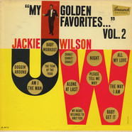 Jackie Wilson - My Golden Favorites Vol. 2