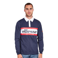 ellesse - Borsotti LS Rugby Top