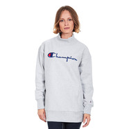 Champion - Polo Neck Sweatshirt