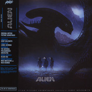 Jerry Goldsmith - OST Alien