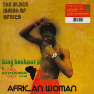 King Bucknor Jr - African Woman