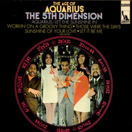 Fifth Dimension, The - The Age Of Aquarius