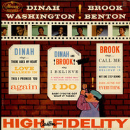 Dinah Washington ! Brook Benton - The Two Of Us