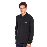 Lacoste - 2 Ply Regular Pique Chine Longsleeve Polo Shirt