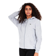 Lacoste - Fleece Zip-Up Hoodie