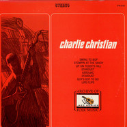 Charley Christian & Dizzy Gillespie &Thelonious Monk - Jazz Immortals