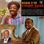 Count Basie Orchestra - Disque D'or