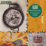 Jawbreaker - 24 Hour Revenge Therapy Blue Vinyl Edition