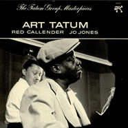 Art Tatum / Red Callender / Jo Jones - The Tatum Group Masterpieces