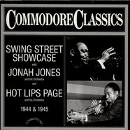 Jonah Jones And His Orchestra - Swing Street Showcase