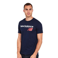 New Balance - NB Athletics Main Logo Tee