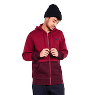 New Balance - Essentials Full Zip Hoodie