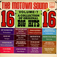 V.A. - The Motown Sound - 16 Big Hits Vol. 7