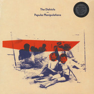Districts, The - Popular Manipulations Orange Vinyl Edition