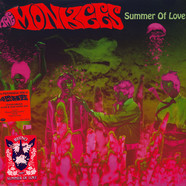Monkees, The - Summer Of Love Colour Vinyl Summer Of Love Edition