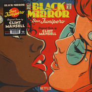 Clint Mansell - OST Black Mirror: San Junipero (Original Score) Picture Disc Edition