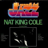 Nat King Cole - I Grandi Del Jazz