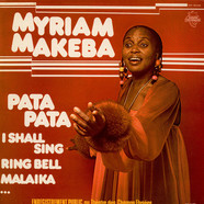 Miriam Makeba - Enregistrement Public Au Theatre Des Champs Elysees