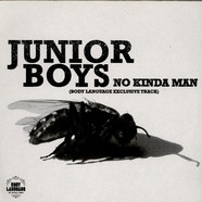 Junior Boys - No Kinda Man (Body Language Exclusive Track)