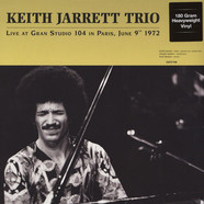 Keith Jarrett Trio - Live At Gran Studio 104 In Paris June 9th 1972