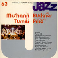 Jay McShannJoe TurnerMilt BucknerSammy Price - I Giganti Del Jazz Vol. 63