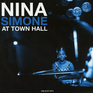 Nina Simone - At Town Hall Blue Vinyl Edition