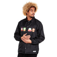 HUF x South Park - SP Kids Coaches Jacket