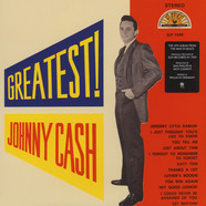 Johnny Cash - Greatest!