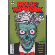 House Of Waxwork - Issue No. 1 Colored Vinyl Edition + Comic