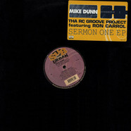Mike Dunn Presents The RC Groove Project Featuring Ron Carroll - Sermon One EP