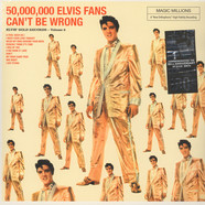 Elvis Presley - 50.000.000 Elvis Fans Can't Be Wrong (Elvis Gold Records Volume 2)
