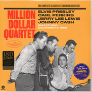 Million Dollar Quartet (Elvis Presley / Carl Perkins / Jerry Lee Lewis / Johnny Cash) - Million Dollar Quartet (The Complete Session)
