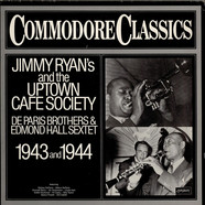 DeParis Brothers Orchestra & Edmond Hall Sextet - Jimmy Ryan's And The Uptown Cafe Society