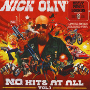 Nick Oliveri - N.O. Hits At All Volume 3 Colored Vinyl Edition