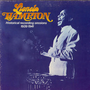 Lionel Hampton - Historical Recording Sessions 1939-1941 Vol. 2