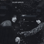 Silver Apples - Contact Metallic Sleeve & Silver / Black Vinyl Edition