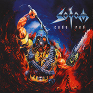 Sodom - Code Red Icy Blue Marble Vinyl Edition