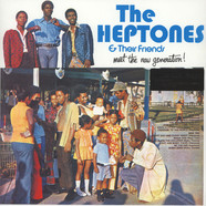 Heptones, The & Their Friends - Meet The Now Generation! Black Vinyl Edition