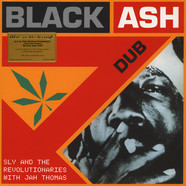 Sly & The Revolutionaries - Black Ash Dub Orange Vinyl Edition