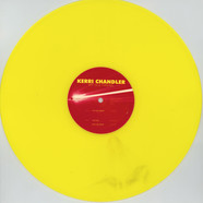 Kerri Chandler - My Old Friend Marbled Vinyl Edition