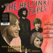 Heikki Sarmanto Serious Music Ensemble - The Helsinki Tapes Volume 1 Pink Vinyl Edition