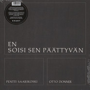 Otto Donner Treatment, The - En Soisi Sen Päättyvän Black Vinyl Edition